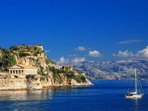 Corfu weer