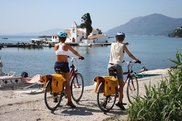 Corfu Fietsen